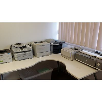 Assorted Printers - Lot of 19