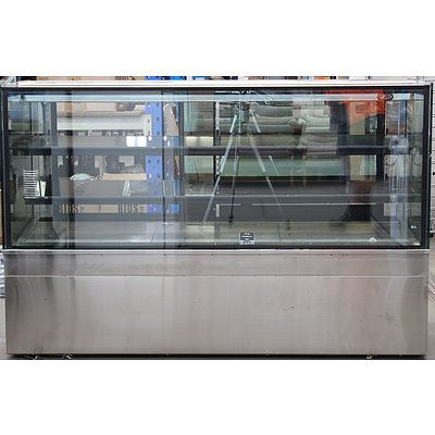 Kinco Showcase Mobile Refrigerated Display Unit
