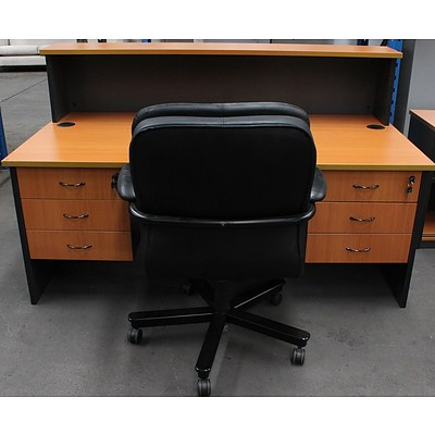 Suite of Office Furniture