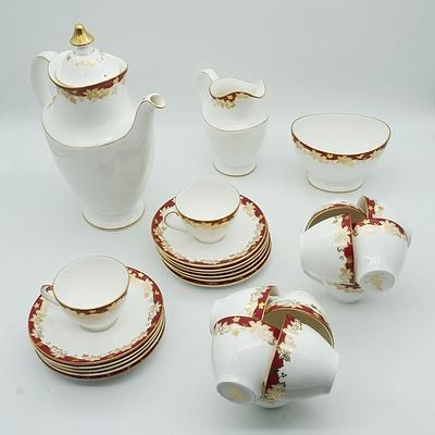 Royal Doulton Winthrop Tea Setting for Twelve