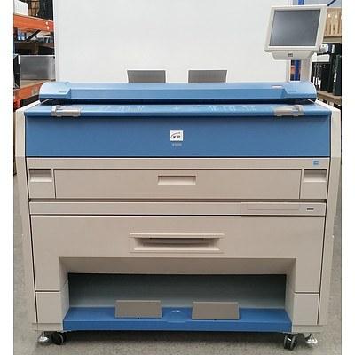KIP 3100 Series Multi-Function Plotter
