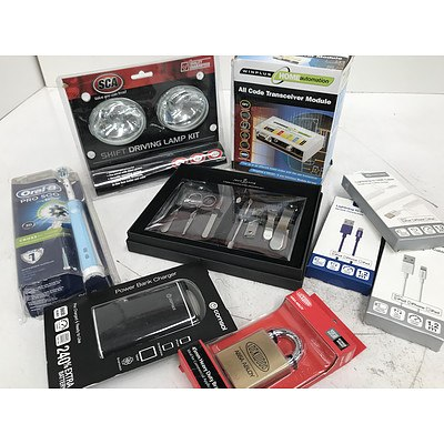 Homewares & Tools - RRP Over $500 - Brand New