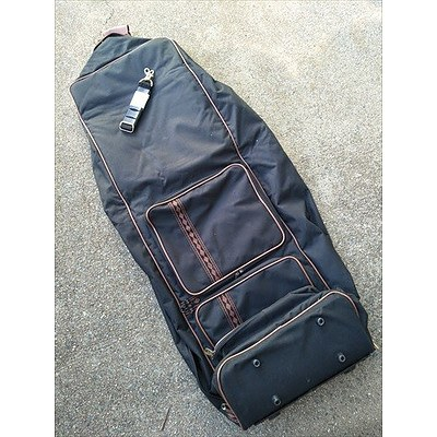 Travel wardrobe & garment bag (NEW)