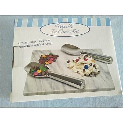 Marble ice cream set (NEW)