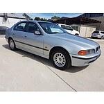 11/1998 BMW 528i  4d Sedan Silver 2.8L