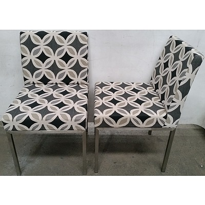 Dining Chairs - Lot of Eight