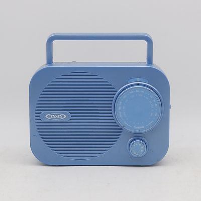 Jensen MR-550 Portable Radio