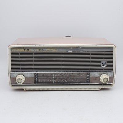 Philips Model MM1 Valve Radio