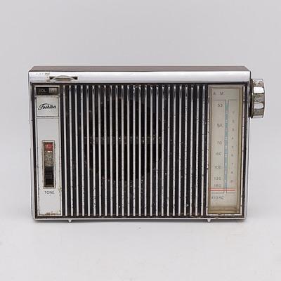 Toshiba Model 8M-310 Portable Radio