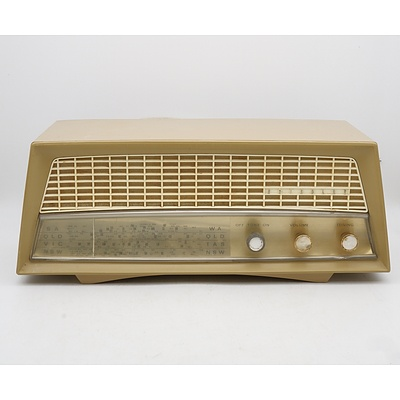 Kriesler Model 11-81A Valve Radio