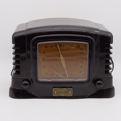 Daklin Museum Series Radio