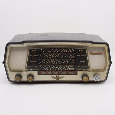 Kriesler Model 11-59 Valve Radio