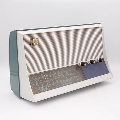 Electrice Valve Radio