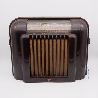 STC Model B105 Valve Radio