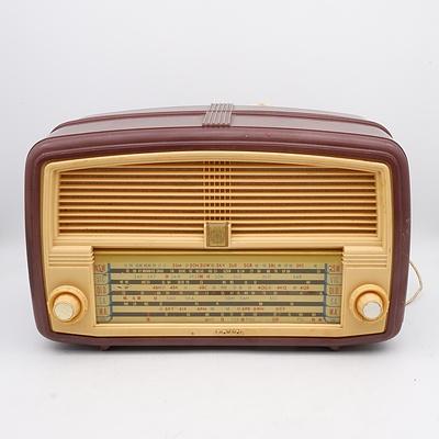 AWA Radiola Model 573MA Valve Radio
