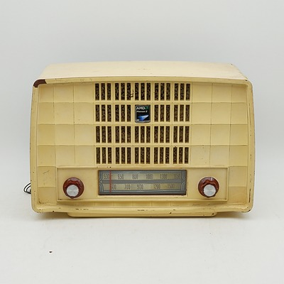 AMD Phenom II  X4 Model 4814 Valve Radio