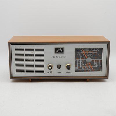 His Master's Voice Little Nipper Model 66-55 Valve Radio