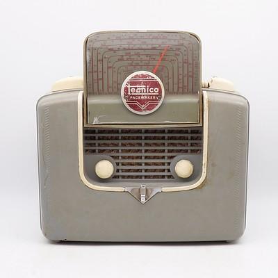 Tecnico Pacemaker Model TO.7 Valve Radio