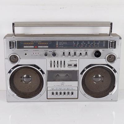 Audiosonic Portable Radio
