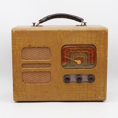 Windsor Valve Radio