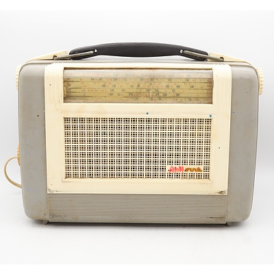 AWA Valve Radio
