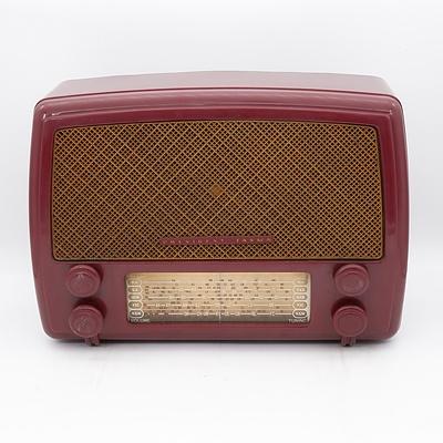 President-Tasma Valve Radio