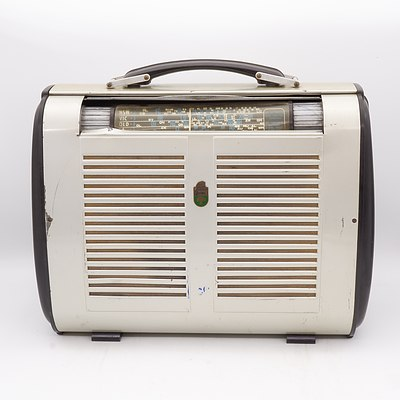 Fleetwood Portable Radio