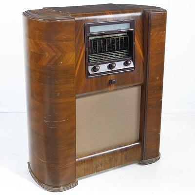 Kriesler Upright Valve Radio