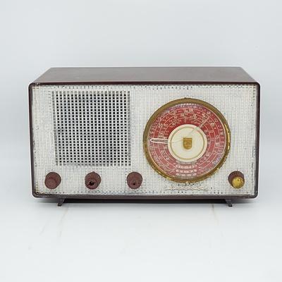 Phillips Model 172 Valve Radio