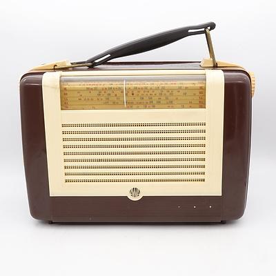 AWA Protable Valve Radio