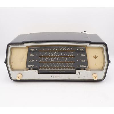 Kriesler Model 11-60 Valve Radio