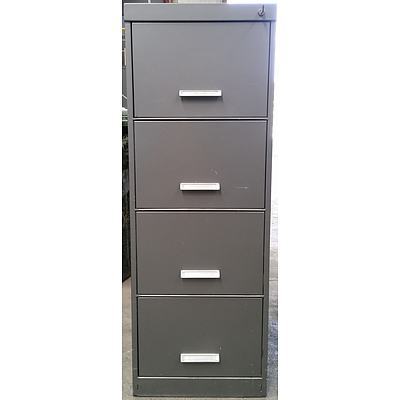 Four Drawer C Class Filing Cabinet