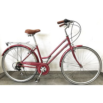 XDS Ruby Bell 6 Speed Cruiser