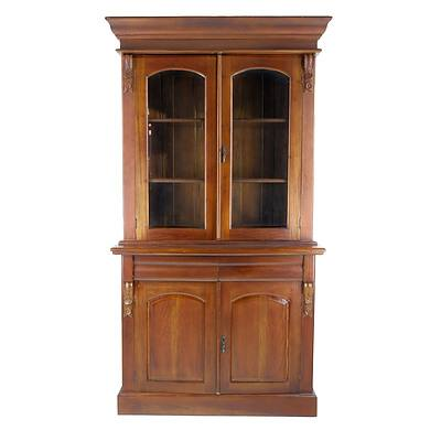 Victorian Style Style Bookcase Late 20th Century