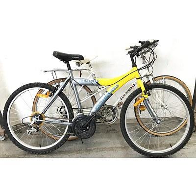 Sportsworld Pathcruzer Mountain Bike & Road King Hybrid Racer