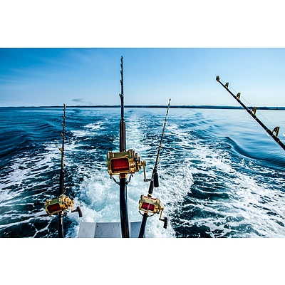 Aspro' Game Fishing Charter for up to Six People