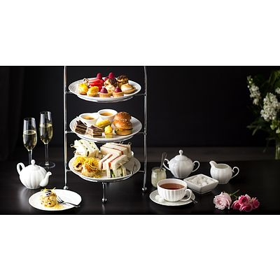 High Tea for 6 people at The Burbury Hotel