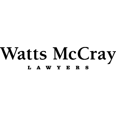 Legal Services (Will and EPA pack) from Watts McCray Lawyers