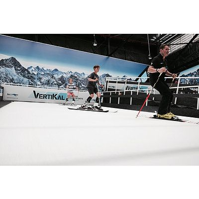 Vertikal' Corporate Team Building Experience for up to 12 people