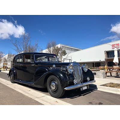 Vintage Limousine Formal/event Hire I