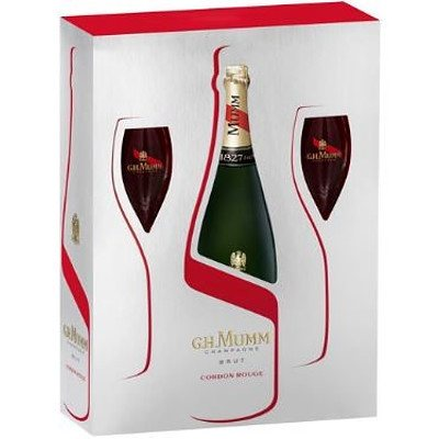 GH Mumm Champagne Gift Pack IV