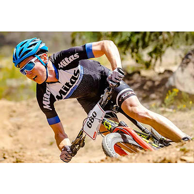 Coaching session or ride at Mount Stromlo with renowned mountain biker Ben Henderson
