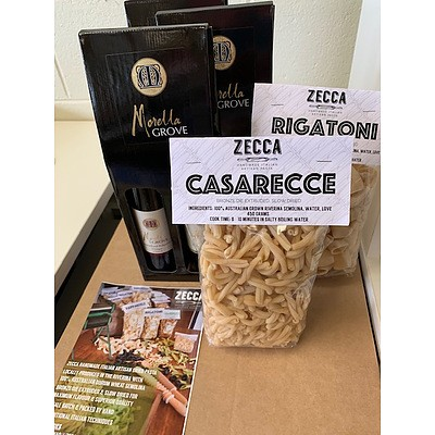Pasta or Gnocchi Making class in your own home with Gianni Ciaccia II