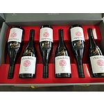 Signed box set of 6 Clonakilla Shiraz Voigner