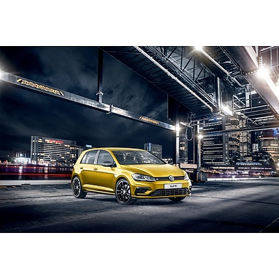 Drive a Volkswagen Golf R Special Edition for 6 Months