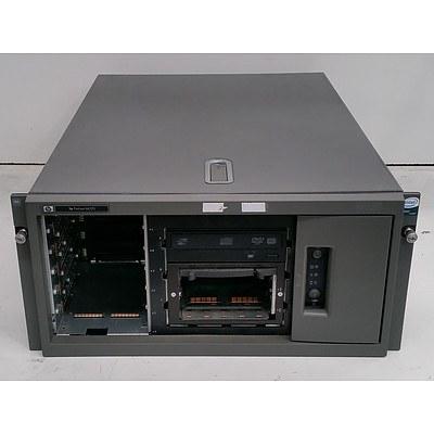 HP ProLiant ML370 4RU Servers  - Lot of Six