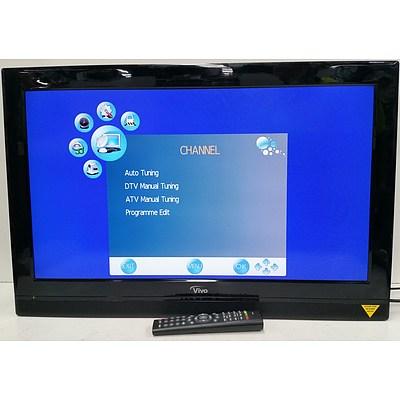 """Vivo 32"""" HD LCD Television"""
