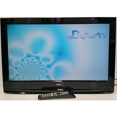"""Vivid 32"""" LCD Television"""