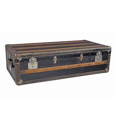 Large Retro Suitcase