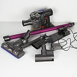 Dyson DC44 Animal Vacuum Cleaner and Attachments